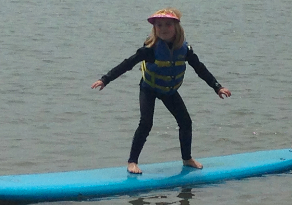 SurfingLizzieMothersBeach2015