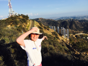 DadvMom.com_WhyWePracticeBeingBrave_HollywoodSign